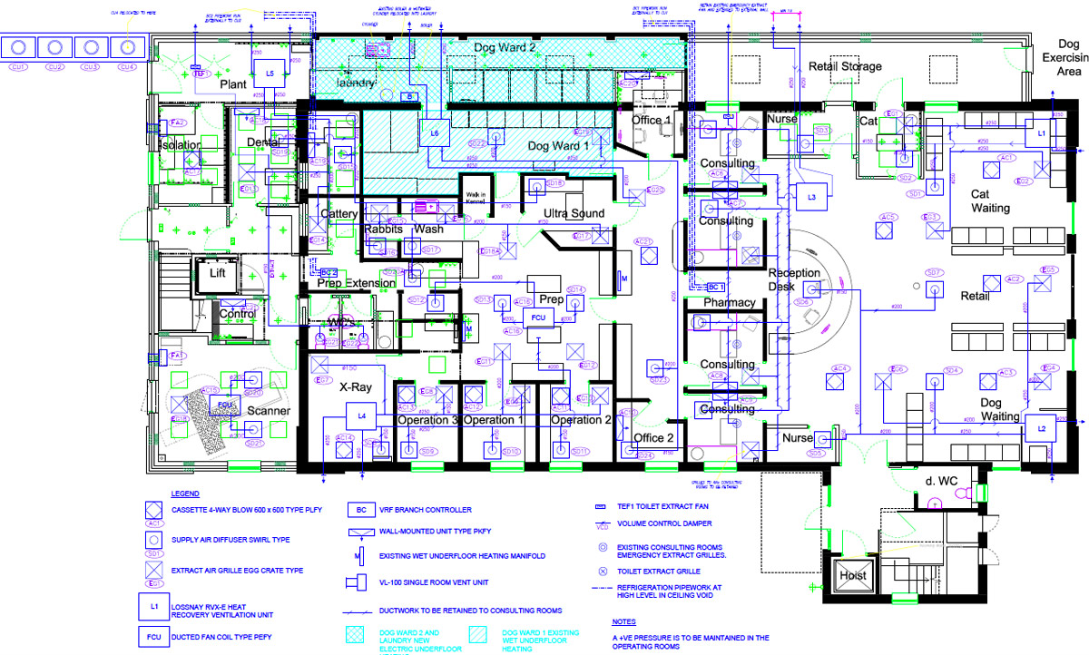 We were required to produce drawings for a building layout from supplied mark ups.<br>    Client review - AEW are ideal for us as we don't have CAD skills. We don't do a great deal of drawing work but when the demand is there AEW are very fast to respond with good quality work.